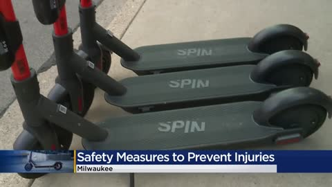 Rise in electric scooters in Milwaukee could result in accidents, tampering